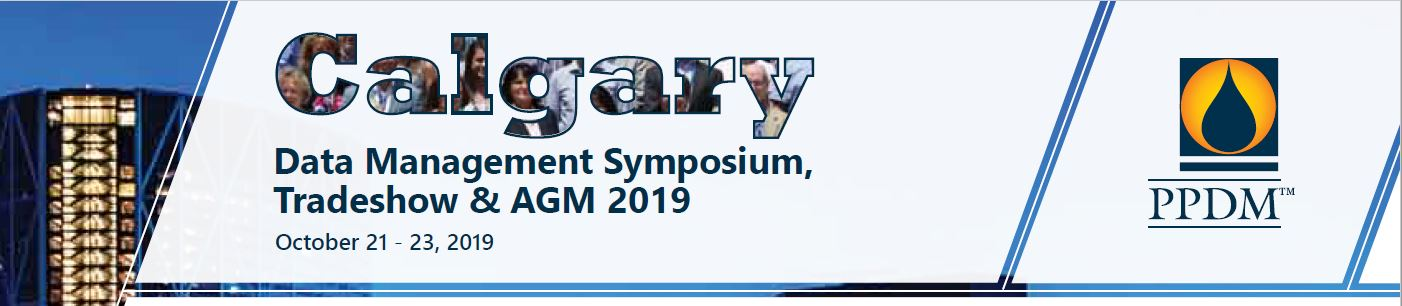 Calgary Data Management Symposium, Tradeshow & AGM 2019