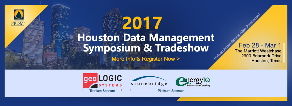 Houston Data Management Symposium & Tradeshow 2017