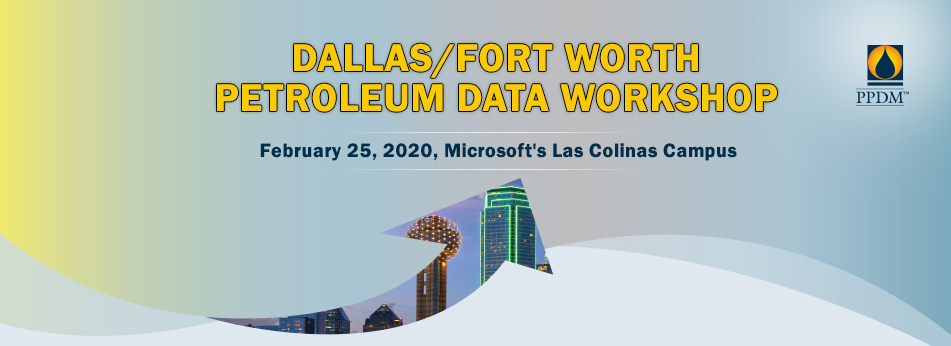 DFW Petroleum Data Workshop