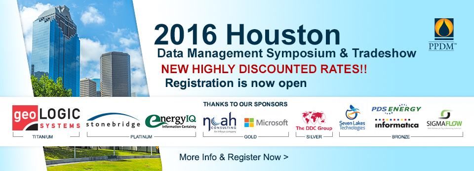 Houston Data Management Symposium & Tradeshow 2016